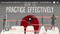 effective practice TED Ed